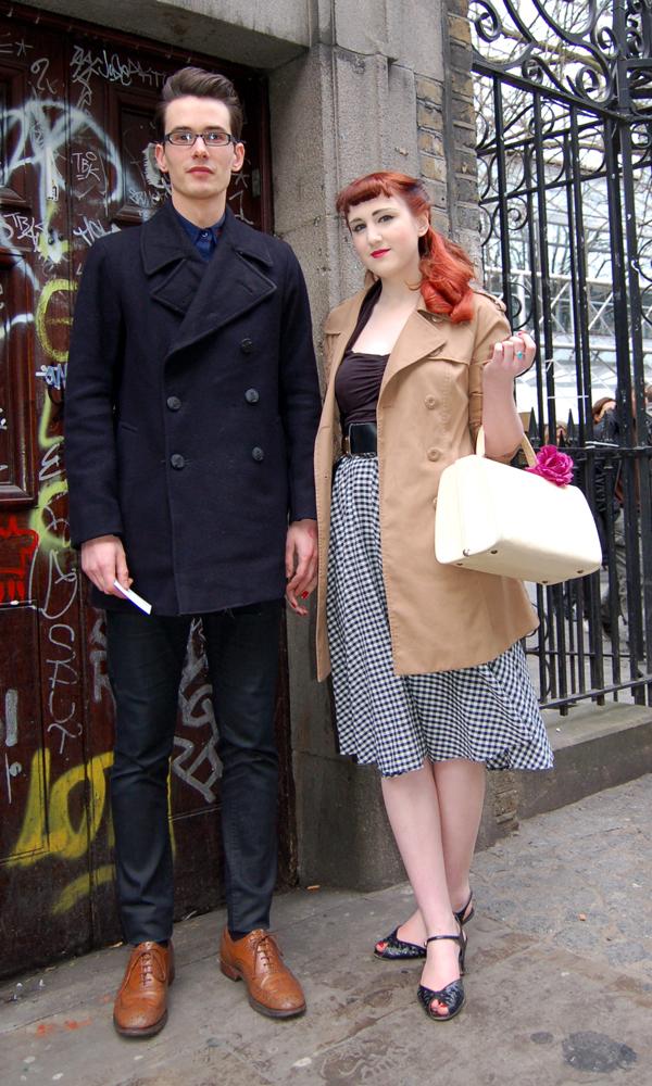 The Style Scout London Street Fashion Retro Modern