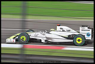 Brawn GP Mercedes