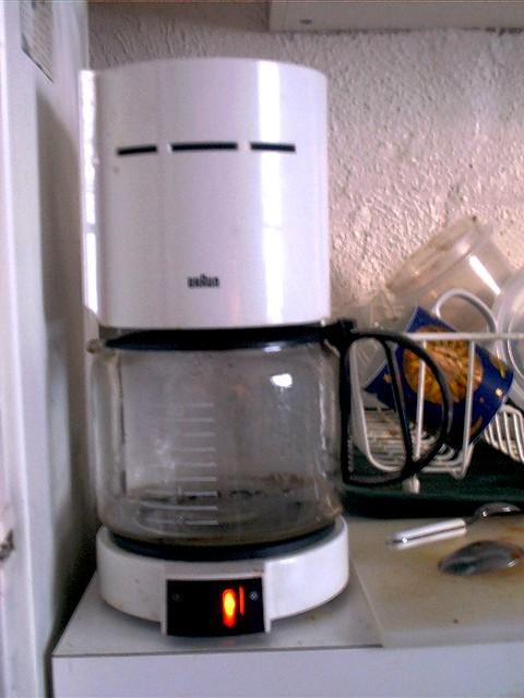 How To Use German Coffee Maker : German-engineered coffee maker. Flickr - Photo Sharing!