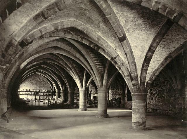 University College, Durham (Durham Castle) Crypt