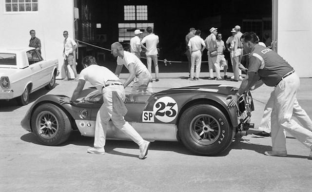 Gurney Lotus 19J Ford - Sebring 65