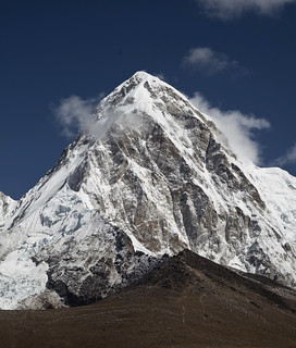 Kala Patthar and Pumori