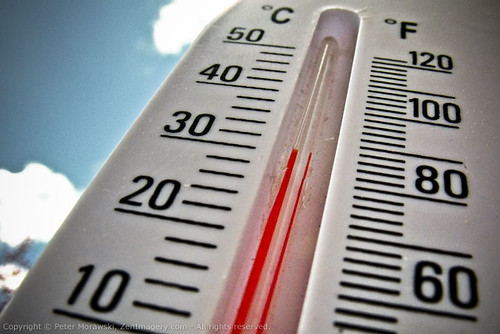 8: Hot Hot Hot
