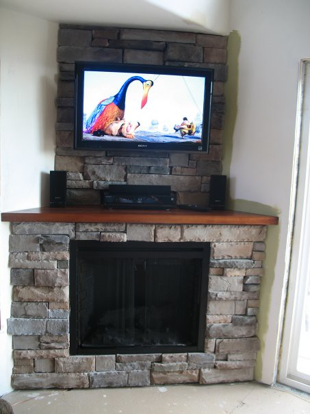 Cost of a Gas Fireplace - Get Prices Paid and Estimates