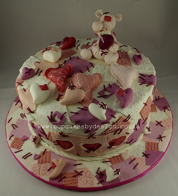 Abe s Heart Birthday cake Flickr - Photo Sharing!