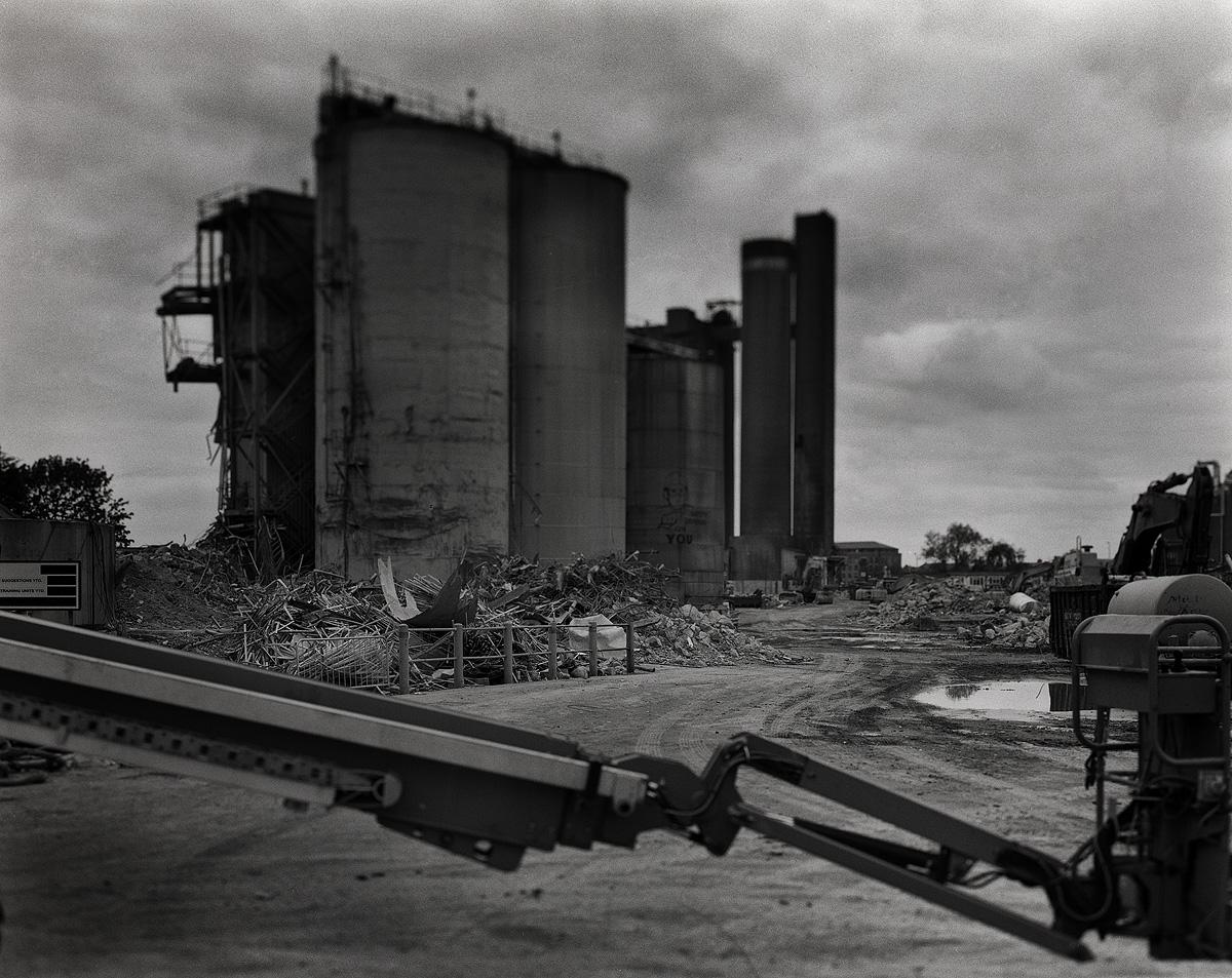 Dystopic A by sixbysixtasy