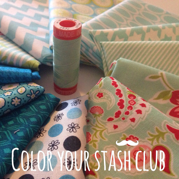 Color Your Stash Club Giveaway!