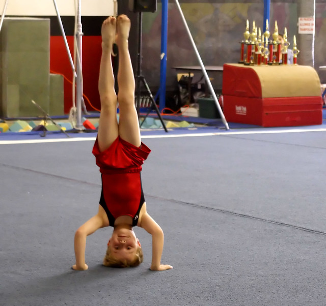 The floor headstand | Flickr - Photo Sharing!