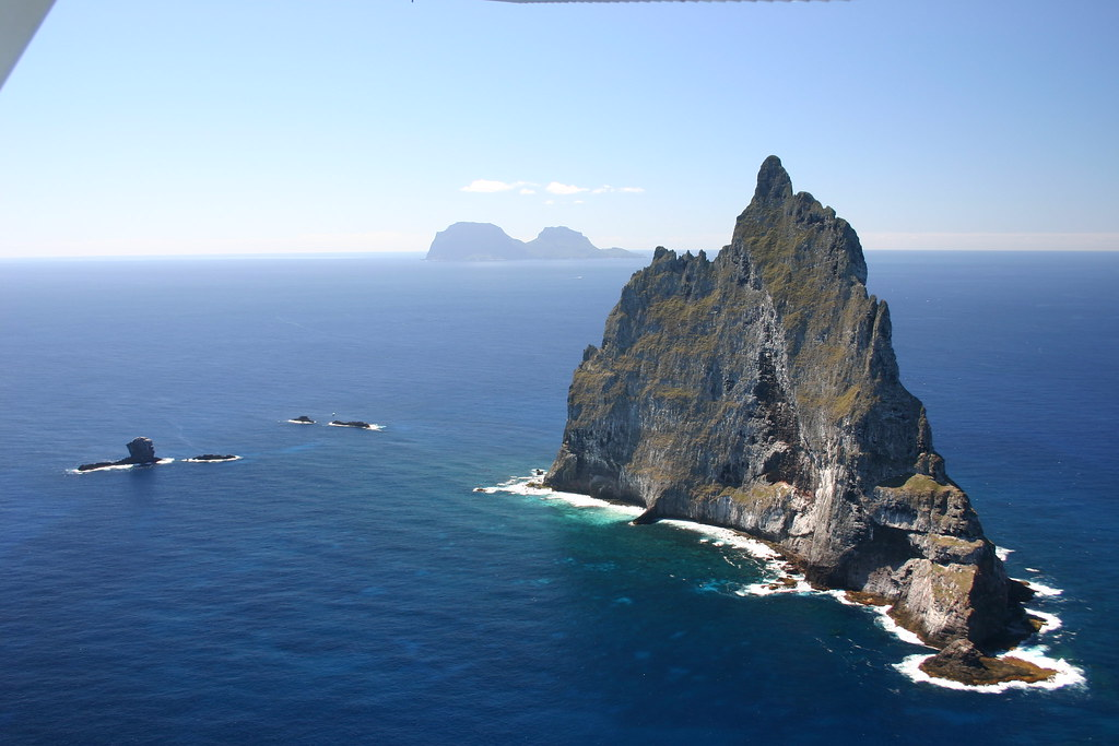 Ball's Pyramid & Lord Howe Island