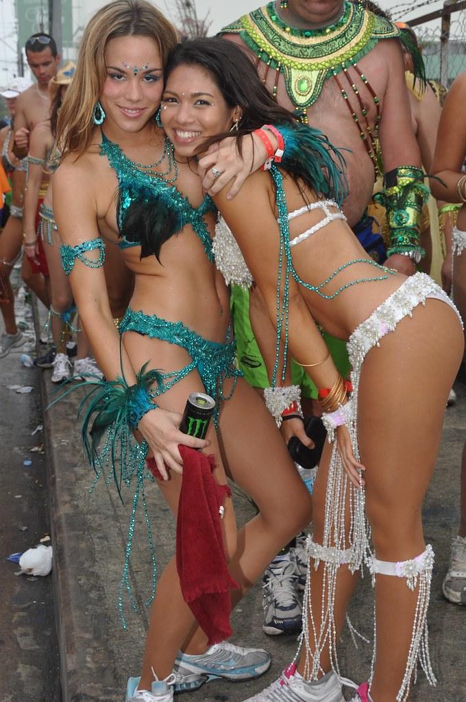 Hot caribbean girls