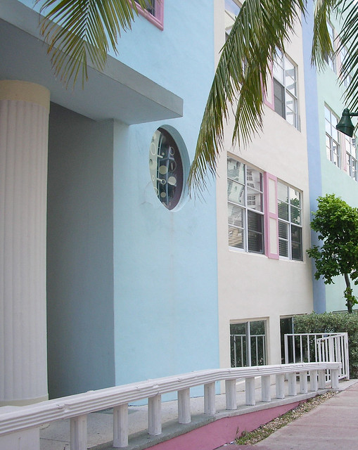 Pastel houses!