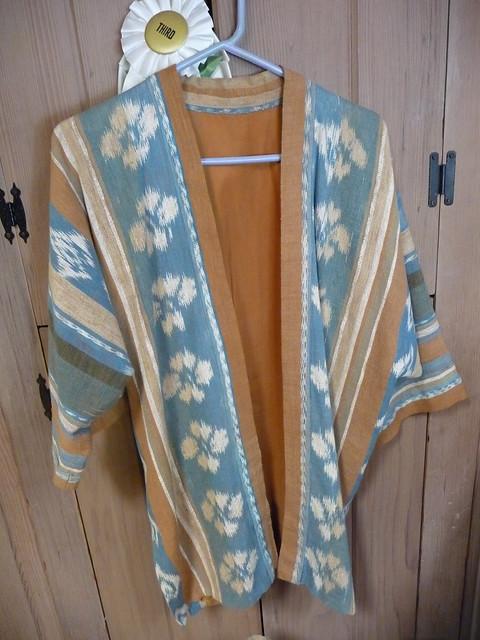 Phyllis Karsten's Ikat Jacket