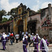 Good Friday Street Scene, Semana Santa - Antigua, Guatemala