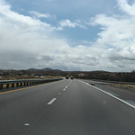 I-19 Southbound, Approaching Nogales, Arizona