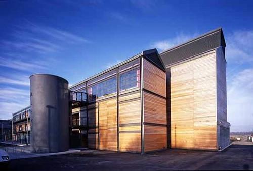 Auditorium Theatre :: ARCHITECTURE