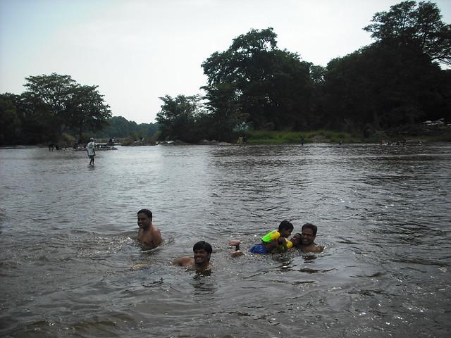 Sangama, Mekedatu Daytrip