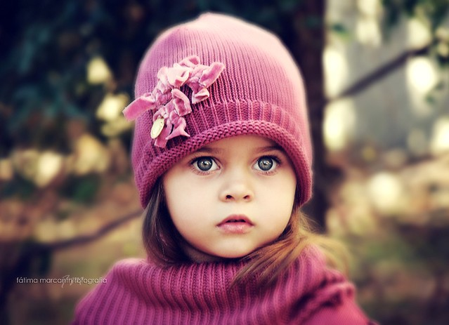 The Discovery - Beautiful Portraits of Kids