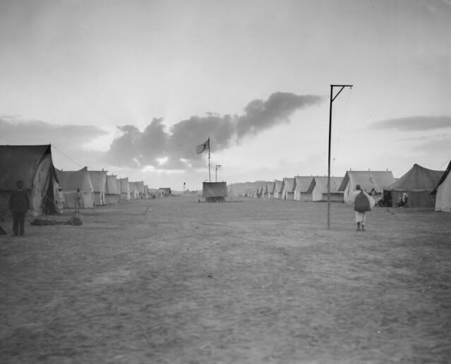 8-OTTOMAN RED CRESCENT 1915-1917 BEERSHEBA