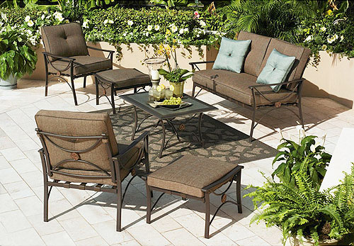 Patio Furniture from Walmart