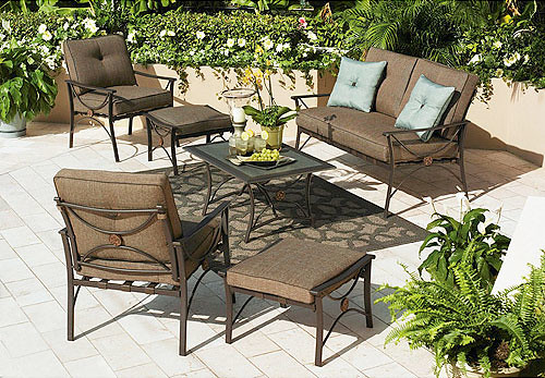 patio furniture from walmart flickr photo
