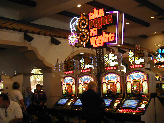 the price is right slot machine