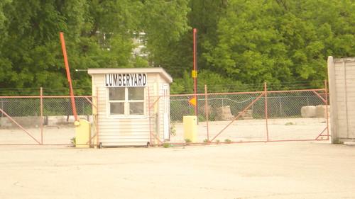 Chaska Building Center - Lumberyard Guard Gate