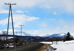 gravel road, Tisleidalen