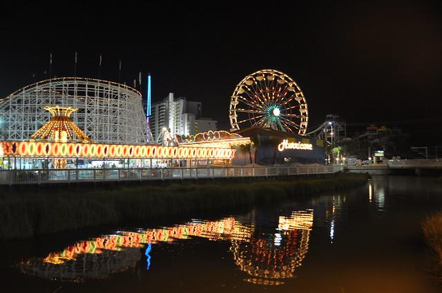 Ocean Beach Ferris Wheel