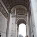 Paris - Arc de Triomphe - 04/01/2009