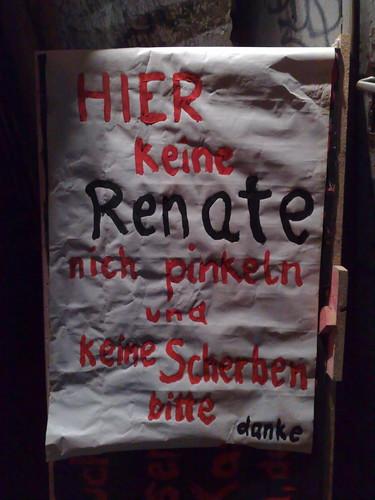 berlin wilde renate