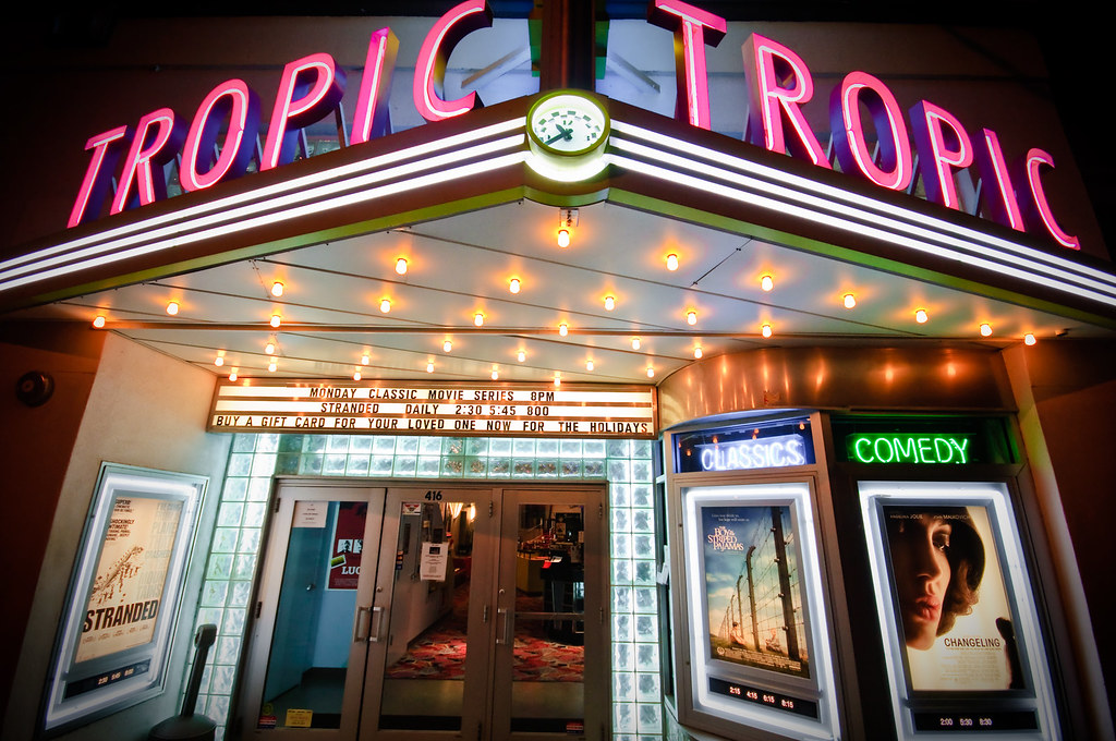 Tropic Cinema on Flickr Large