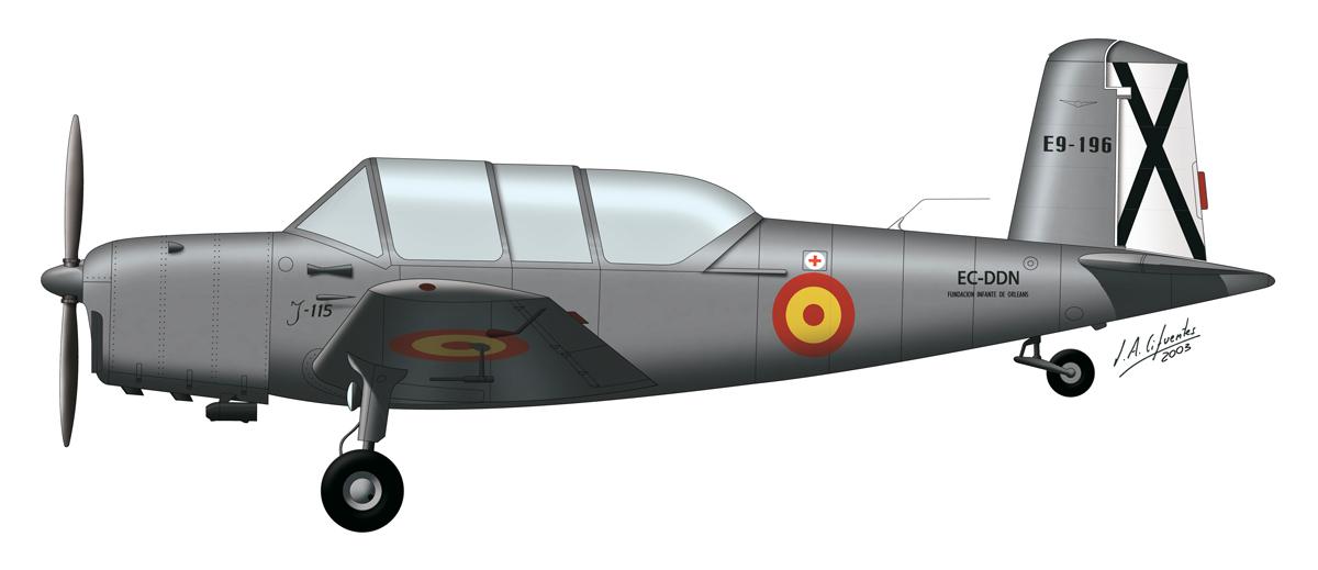 AISA I-115 - FIO