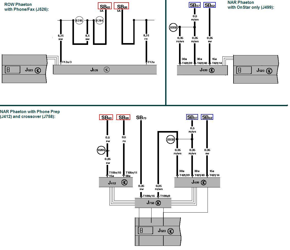 Wiring Diagram Vw Touareg : Touareg w wiring diagrams diagram