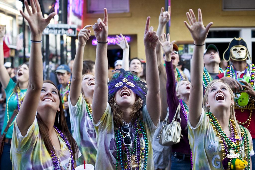 Mardi Gras (34) - 24Feb09, New Orleans (USA)