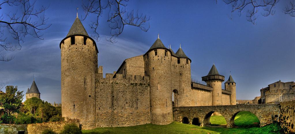 Château comtal, Carcassonne (F)