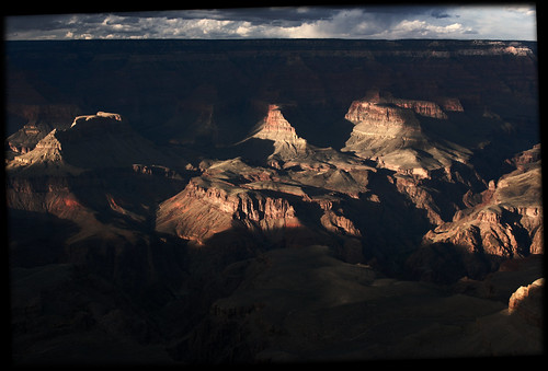 The Grand Canyon, Sharp Contrasts by Juli Kearns (Idyllopus)