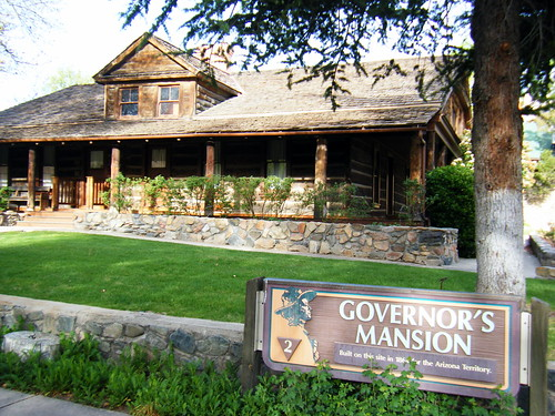 Sharlot Hall Museum: Governor's Mansion