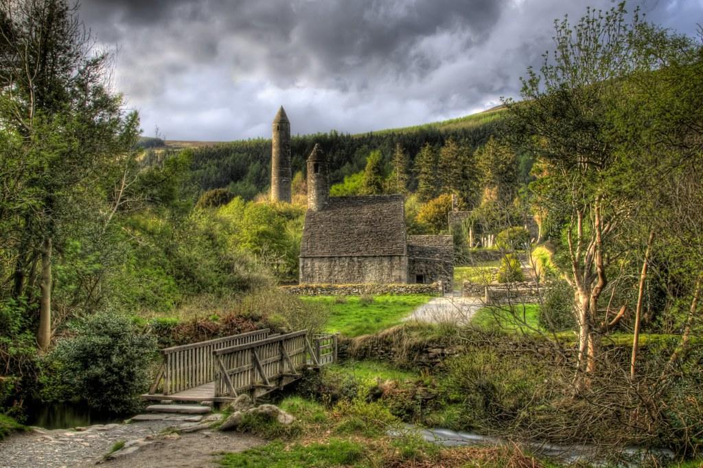 Monastic City of Glendalough