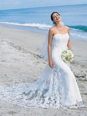 Jen Johnson beach wedding dress shoot - a gallery on Flickr