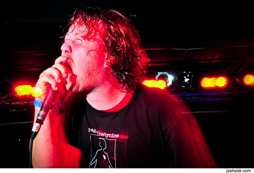pig destroyer @ maryland death fest 2009