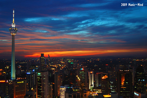 Metropolitan Twilight