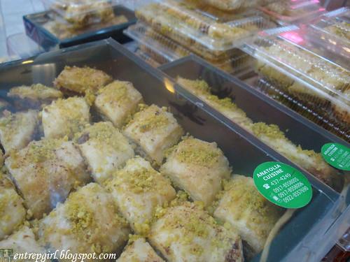 Baker 39 s dozen in rockwell for Anatolian cuisine