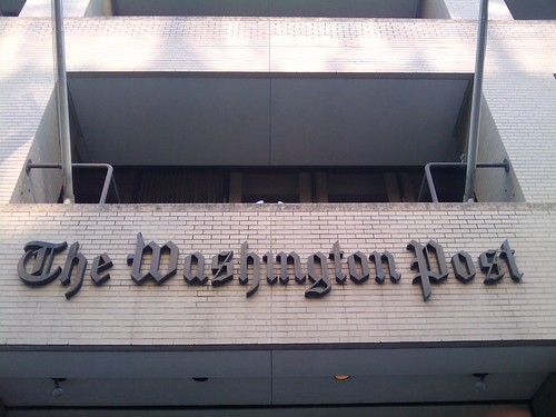 Edificio del Washington Post