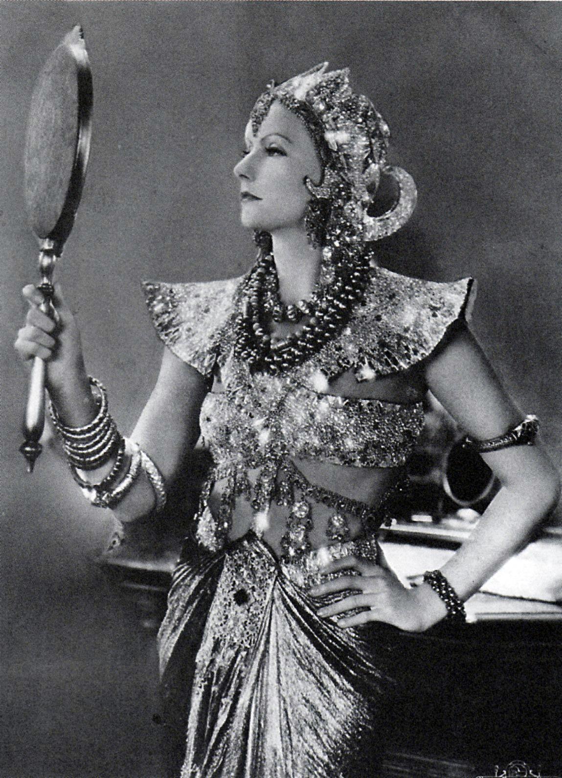 "Greta Garbo, ""Wild Orchids"", 1929"
