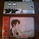 Agreeable Comics - Astronauts and Terrebonne