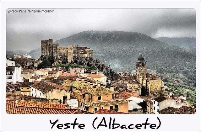 yeste en albacete: