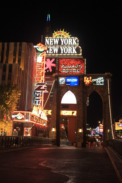 New York Vegas Hotel Casino