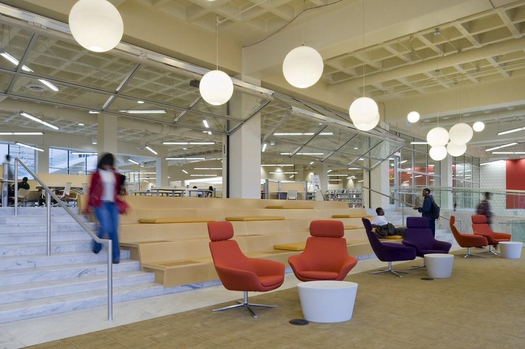 Atlanta University Center >> Atlanta University Center Robert Woodruff Library Robert W