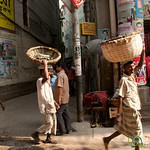 Walking to the Market - Old Dhaka, Bangladesh