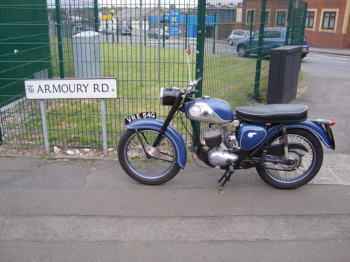 BSA gone home